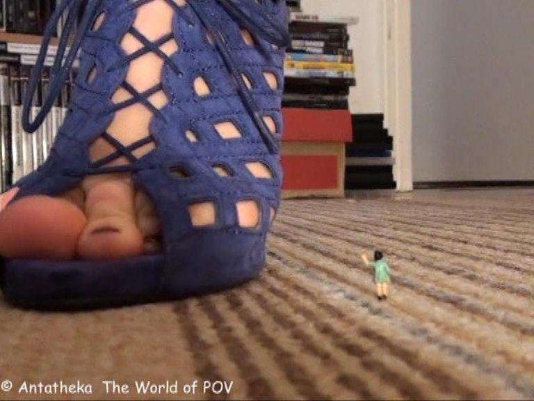The World Of Pov Giantess And Shrinking Psycho Mom